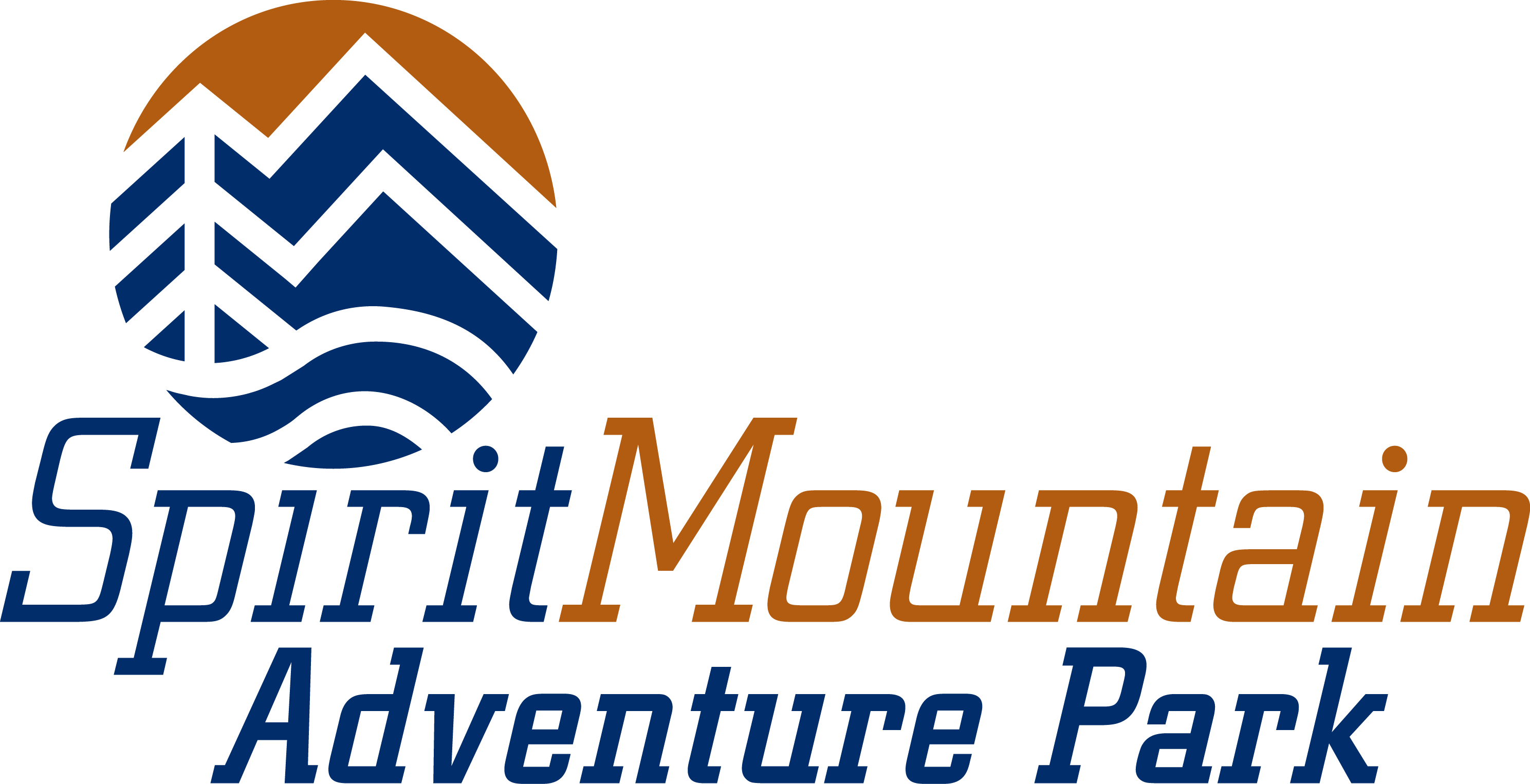 Spirit Mountain Adventure Park Logo