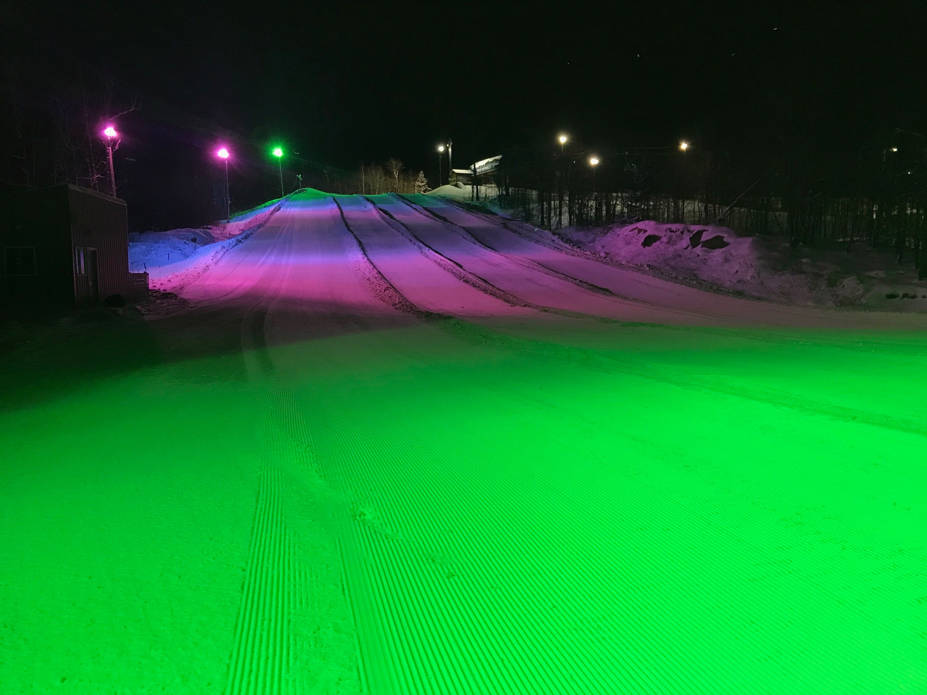 come and enjoy another great winter activity here at spirit mountainsnow tubing this is the perfect family activity for anyone ages 3 and above - Christmas Mountain Tubing