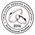 Twin Cities Wedding Association Professional Member 2016 Badge